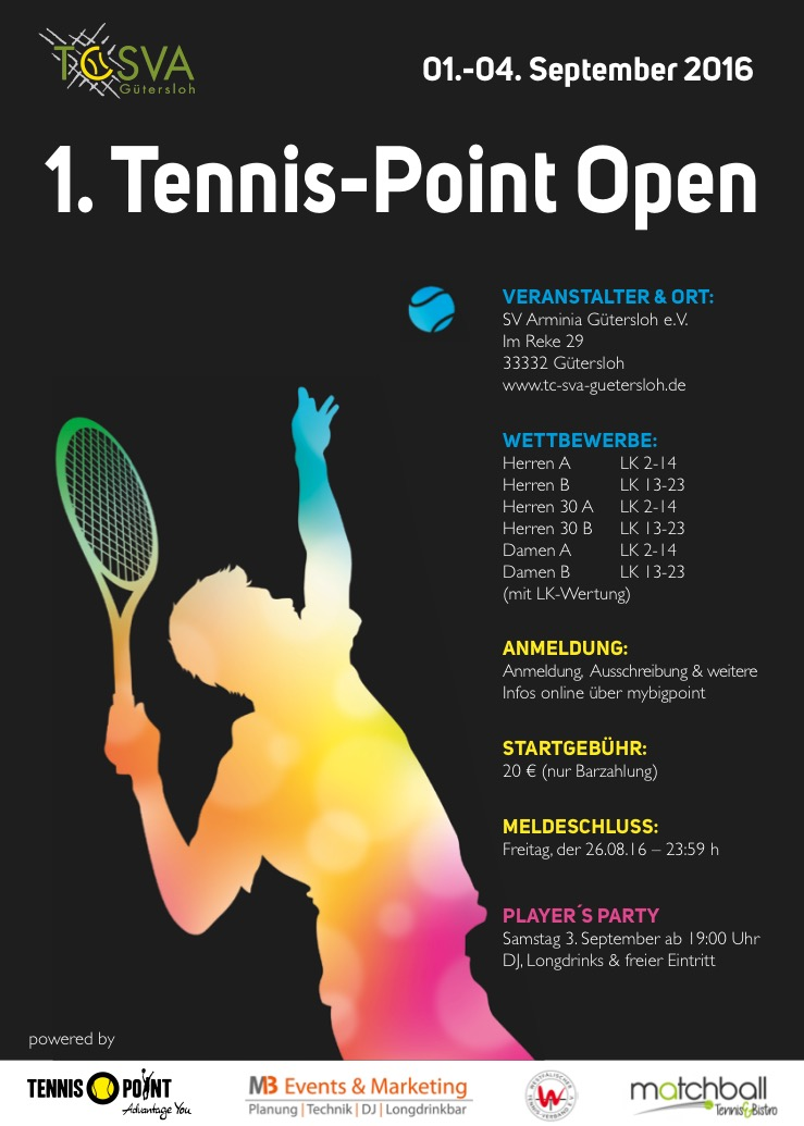 1. Tennis-Point-Open_Plakat_black