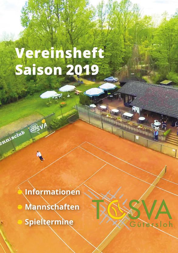 SVA Vereinsheft 2019