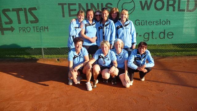 SVA-Damen 40: Sechs Begegnungen, sechs Siege!
