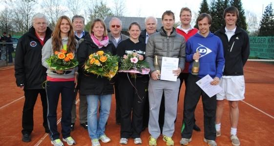 Chiara Zastrow gewinnt 43. ostwestfälischen Tennis-Bezirksmeisterschaften der Damen LK 11-23